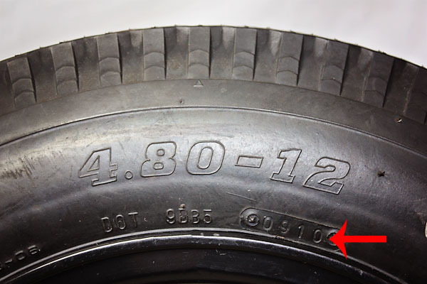 Trailer Tire Age Calculator. How old are your trailer tires really ...